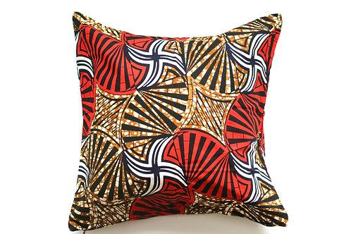 African wax print cushion cover 10