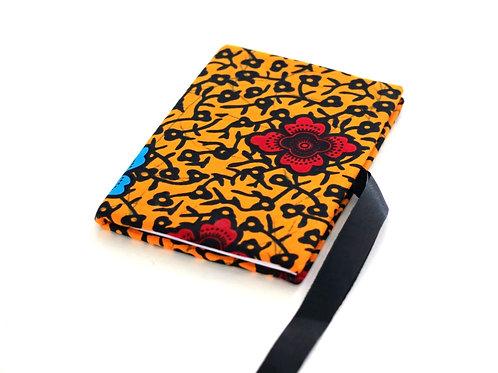 African flower notebook
