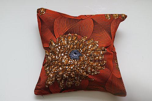 Ankara Throw Cushion Cover