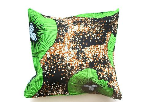 African wax print cushion cover 3