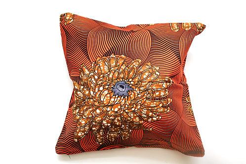 African wax print cushion cover 5