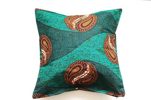 African wax print cushion cover 7