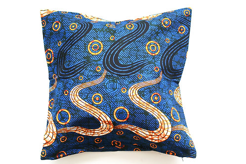 African wax print cushion cover13