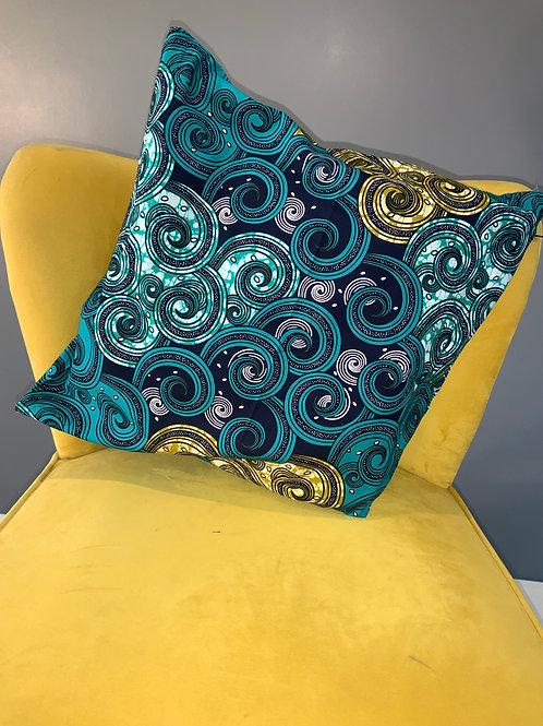 Ankara cushion covers