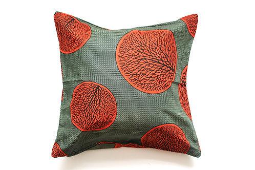 African wax print cushion cover 9