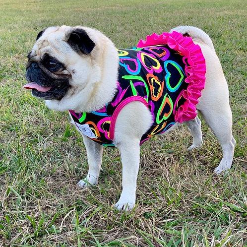 Love Pug Swimsuit