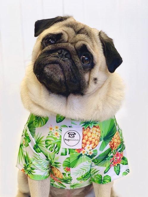 Pineapples Swim Top