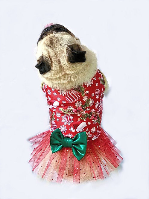 Create Your Own Christmas Dress