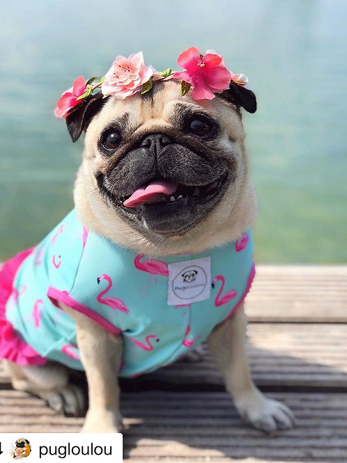 Funky Flamingo Swimsuit