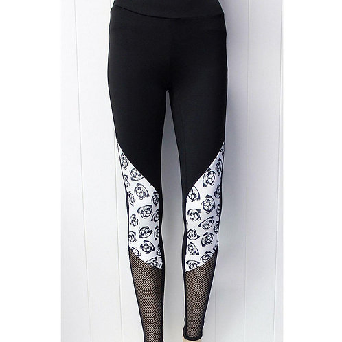 Pugalicious Active Tights - Classic