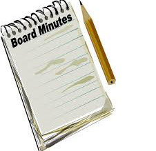 Minutes Posted for FSRC Board Meeting (August 18, 2020)