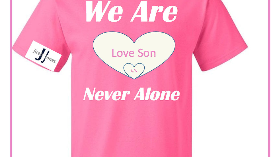Large Heart Mother's Day Love Son We Are N/A