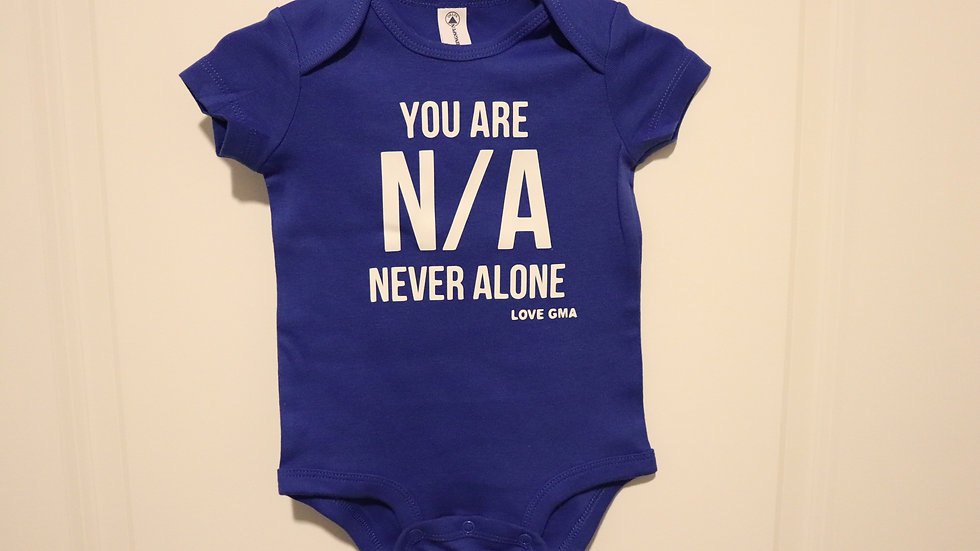 Onesie (Unisex) You Are N/A Love GMA (Personalize $2.99)