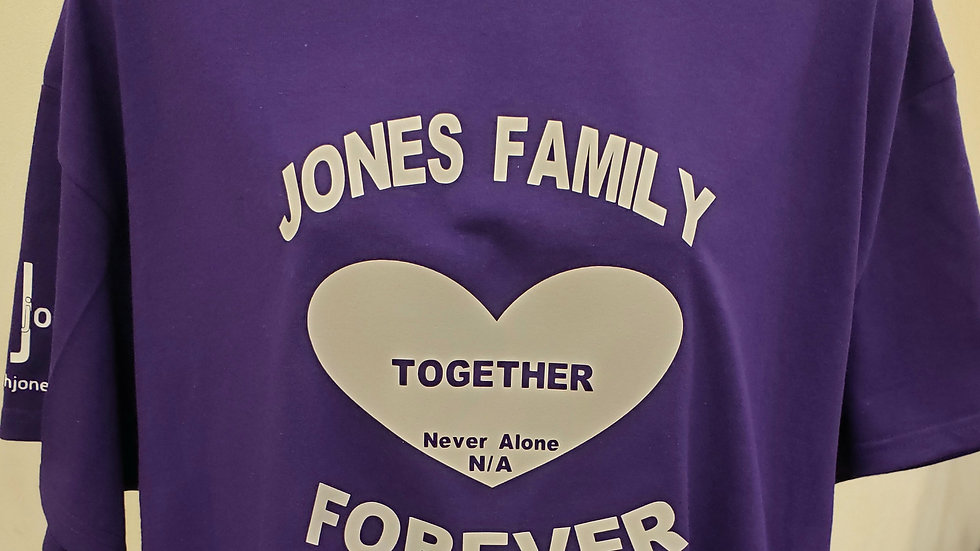 Personalize Family Together Forever N/A for $4.99