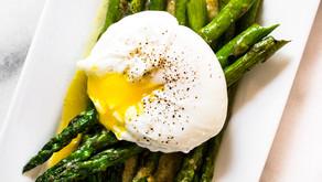 Recipe: Asparagus with Egg