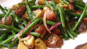 Recipe: Green Bean Salad