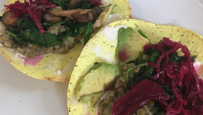 Recipe: Mung Bean Tacos