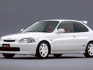 Midweek Icon - Honda Civic Type R