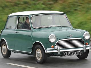 Midweek Icon - Classic Mini