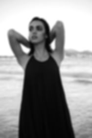 beach-blackandwhite-bnw-model-modeling-f