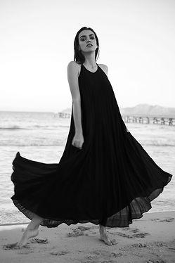 beach-blackandwhite-bnw-model-modeling-f