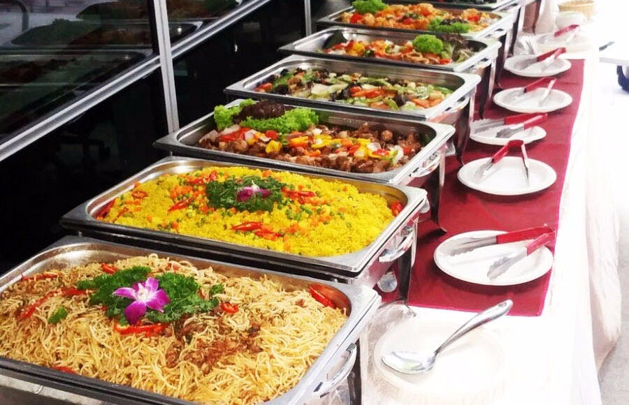 Catering Small Events