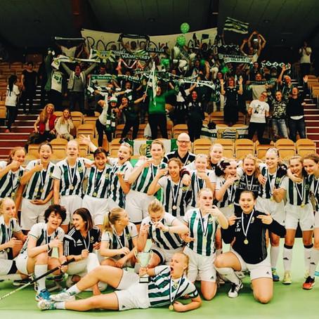 Women Elite: Hammarby Innebandy Dam Junior