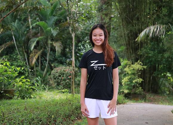 Zetto Block Print T-Shirt W