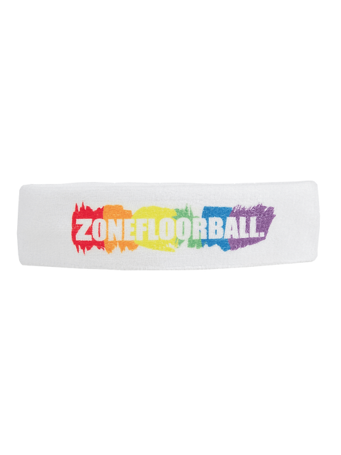 Zone PRIDE Headband white