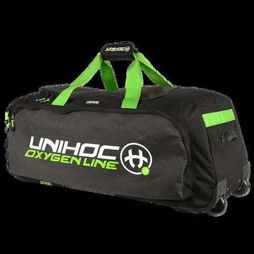 Unihoc OXYGEN LINE Gear Bag - With Wheels (PO)