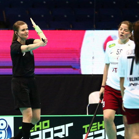 Referees: Therese Edin & Frida Nilsson