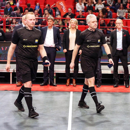 Referees: Thomas Jonsson & Olle Eliasson