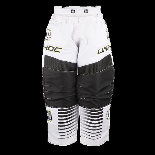 Unihoc INFERNO Pants white/black