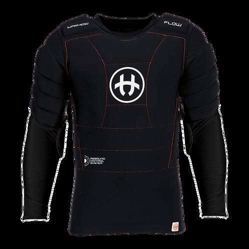 Unihoc REBOUND CTRL Goalie T-Shirt Longsleeve (PO)