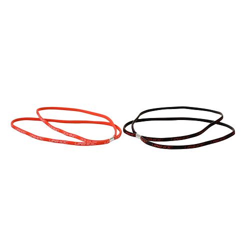 Unihoc TOTTI Hairband red/black