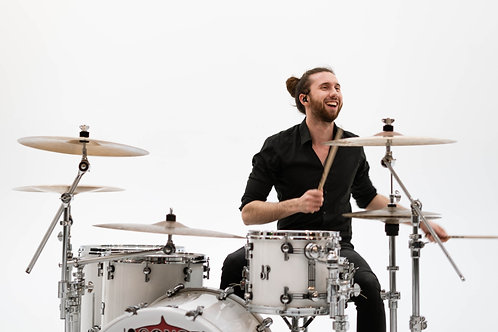 Drums Classes by Patrick Putzker - Starts at $36/hr