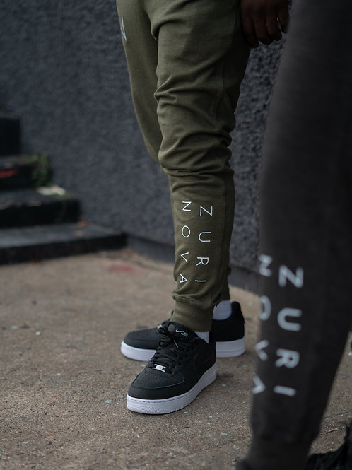 Steppin' Joggers