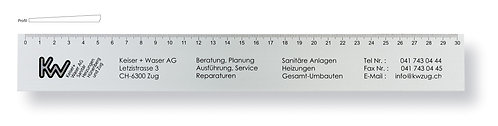 Alulineal 30cm