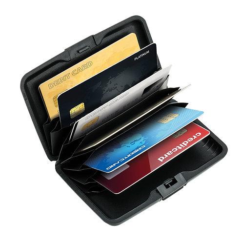 Kartenétui mit RFID Ausleseschutz