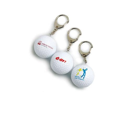 GOLF Schlüsselanhänger Golfball