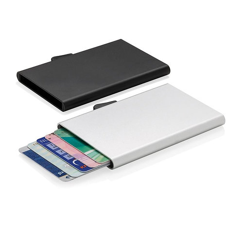 Kartenhalter RFID ALU