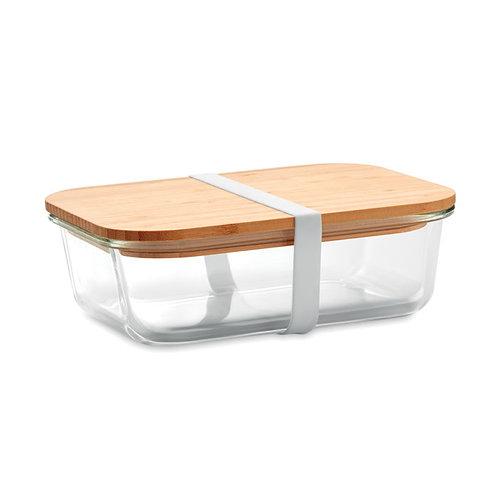 Lunchbox GLAS / BAMBUS