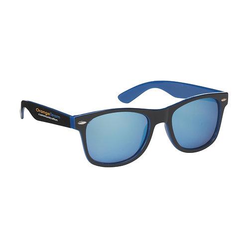 Sonnenbrillen mit farbigen Spiegelgläsern
