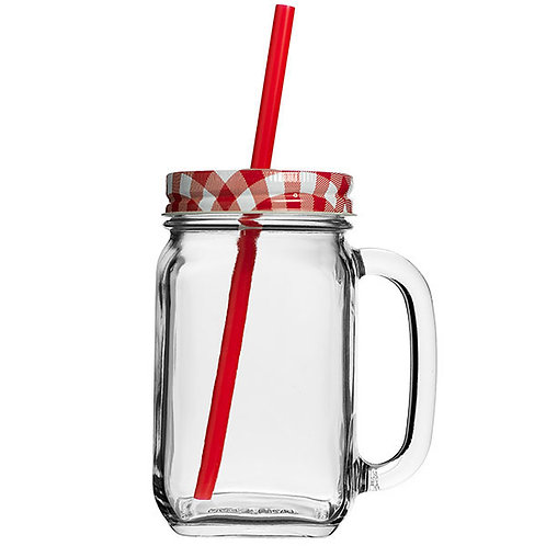 Glasbecher COUNTRY JAR