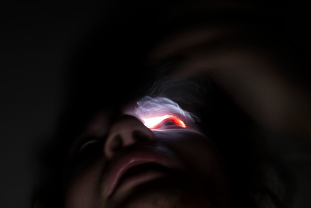 A Little Light Makeup: eye shadow