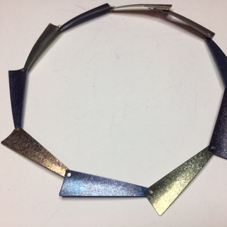 Anodized Necklace Links