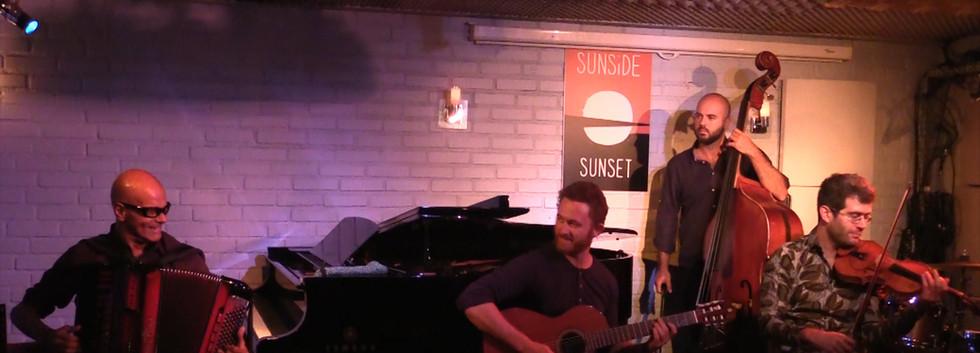 Live at Sunside (Paris)