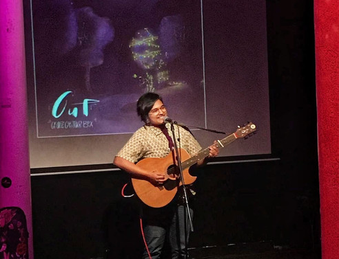 Live Music by Teenasai Balumu