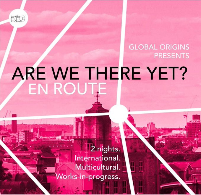 Poster for ARE WE THERE YET? EN ROUTE
