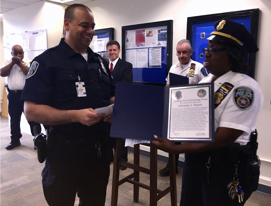 Officer Johvanny Payero